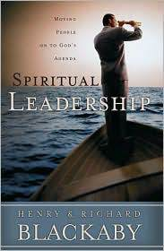 Spiritual Leadership H_R_Blckaby_s